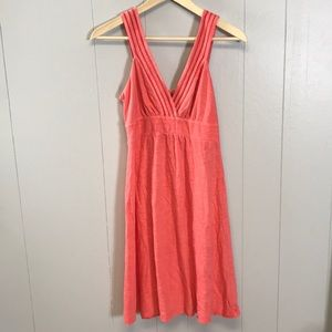 Tommy Bahama Coral Dress Size Small